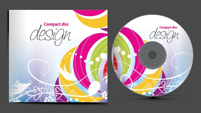 CD-Cover Design