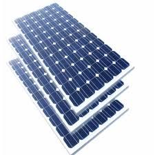 Solarpanel für zu Hause