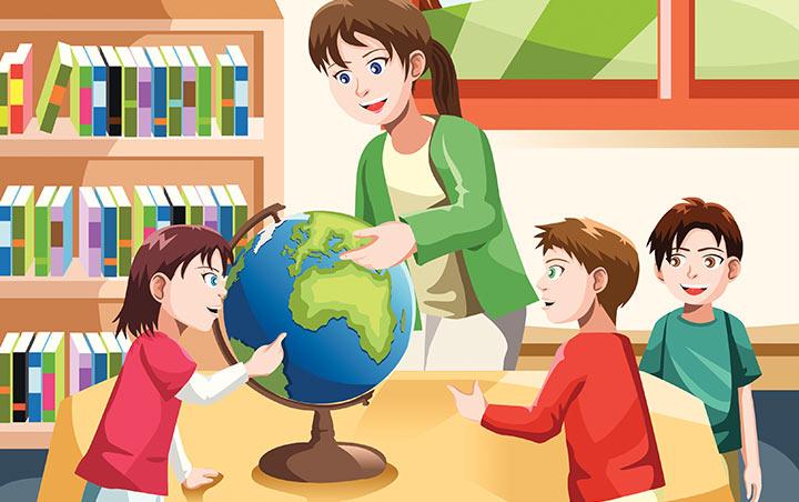 Spielschulen für Kinder